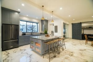 Parade of Homes Utah Beautiful Kitchen