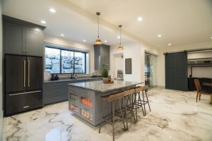 Custom Kitchen Utah Luxury Home Builder